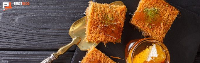 The Meals we Miss Most: Craving Knafeh during the Crisis