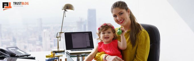 Infant Essentials: What to Pack when Bringing Baby to the Office
